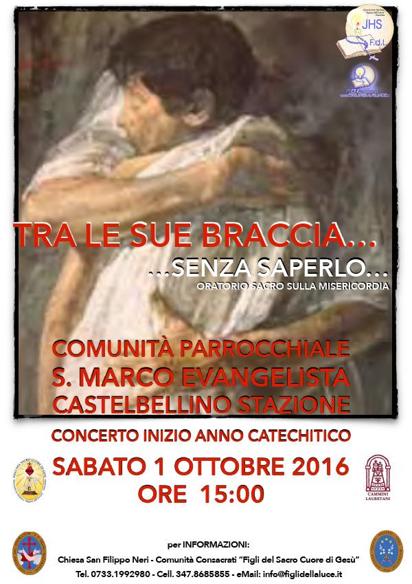 2016 10 01 Oratorio Sacro sulla Misericordia Jesi
